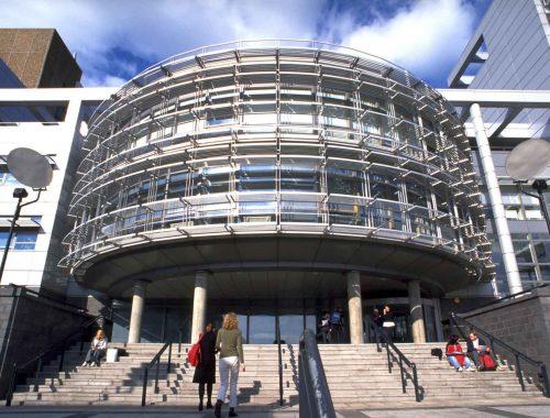 A new football training and education program starting at Glasgow Caledonian University